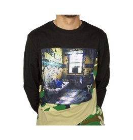 DIEM CRIME SCENE LONG SLEEVE TEE