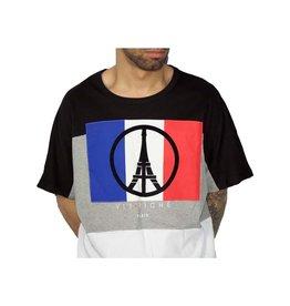 Vie + Riche PARIS PEACE TEE