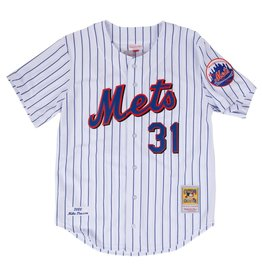 Mitchell & Ness Mike Piazza2000 Authentic JerseyNew York Mets