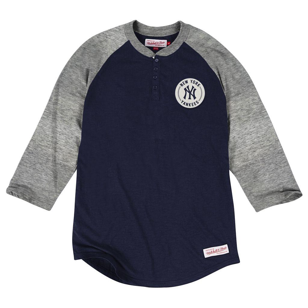 Mitchell & Ness NEW YORK YANKEES MLB UNBEATEN HENLEY