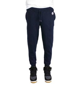 Fresh Goods NAVY ENGINEERED SWEATPANTS