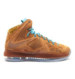"""LEBRON 10 EXT QS """"BROWN SUEDE"""""""