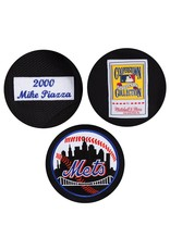 Mitchell &amp; Ness Mike Piazza<br /> 2000 Authentic Mesh BP Jersey<br /> New York Mets