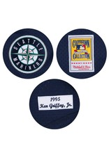 Mitchell &amp; Ness Ken Griffey Jr.<br /> 1995 Authentic Mesh BP Jersey<br /> Seattle Mariners
