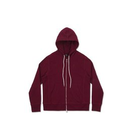 TACKMA DOUBLE ZIP HOOD