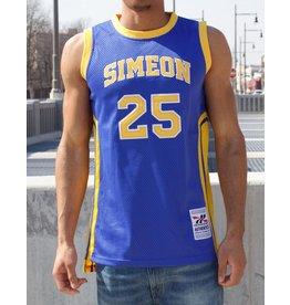 bcfdc8557fa9 ALLEN IVERSON BETHEL HS BASKETBALL JERSEY.  100.00. Headgear DERRICK ROSE  CHICAGO SIMEON HIGH SCHOOL BASKETBALL JERSEY