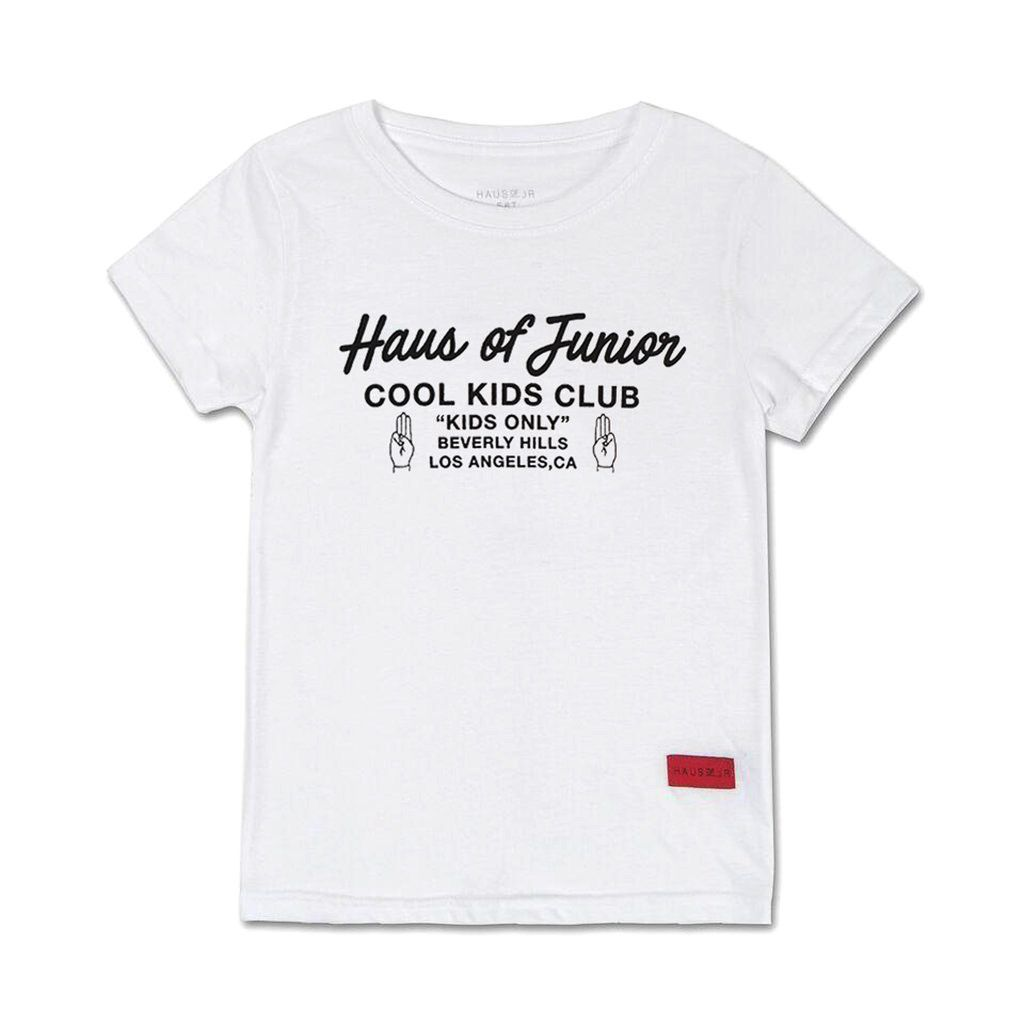 HAUS OF JR ALEX TEE