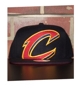 Mitchell & Ness CLEVELAND CAVALIERS CROPPED MESH XL