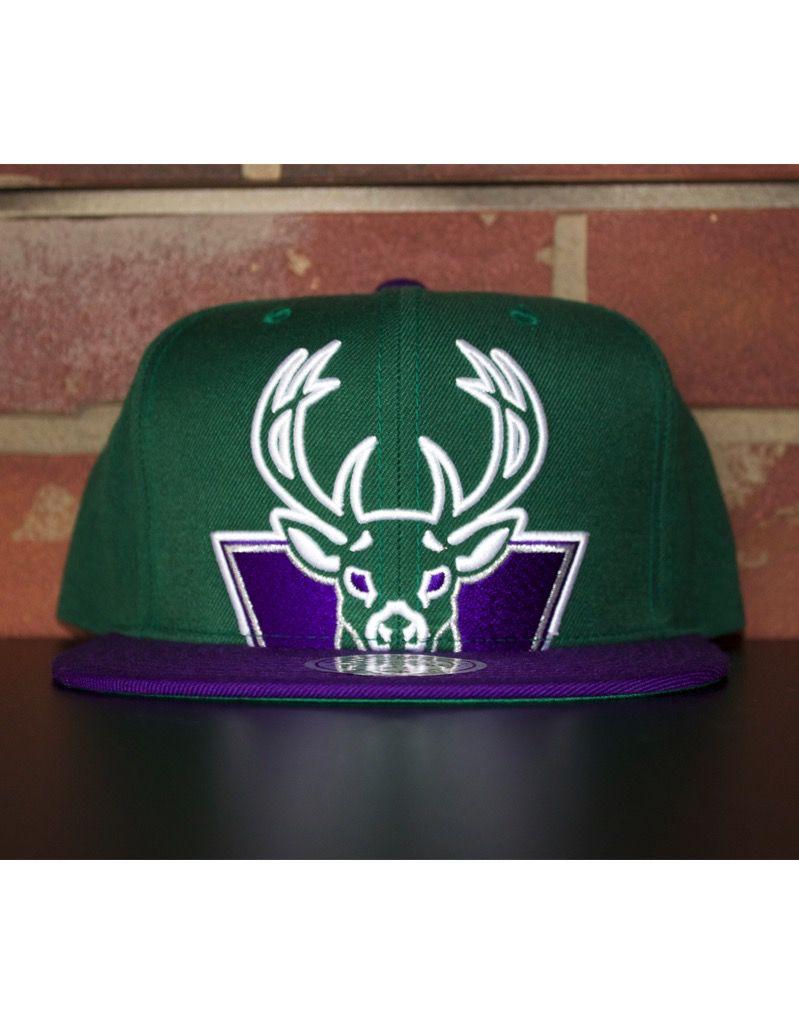 4330f0f6b4386c australia mitchell ness milwaukee bucks team standard snapback hat purple  green 6hsspurp mbuba18052 moda3 18a11 9b863; discount code for mitchell ness  ...