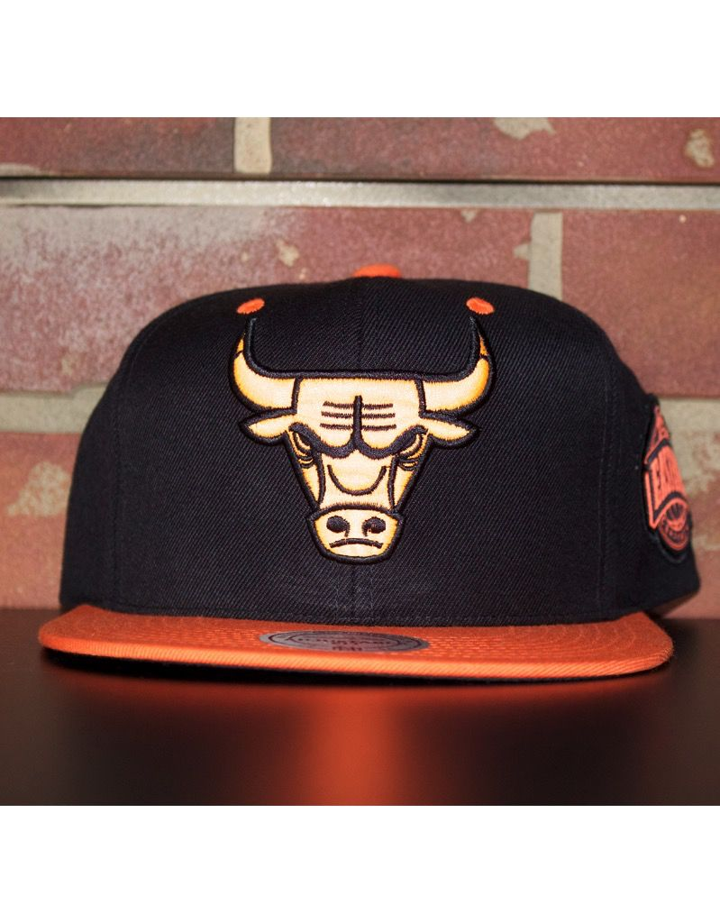 Mitchell & Ness CHICAGO BULLS CONFERENCE SIDE PATCH