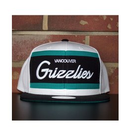 Mitchell & Ness VANCOUVER GRIZZLES COLOR BLOCK SPECIAL SCRIPT