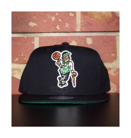 Mitchell & Ness BOSTON CELTICS WOOL SOLID 2 SNAPBACK