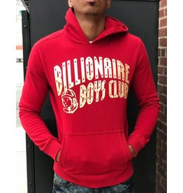 BILLIONAIRE BOYS CLUB CHILLI PEPPER BB ARCH POPOVER HOODIE