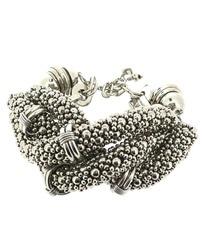 Pam Hiran 4- Braid Bracelet