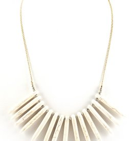 A. Marie Jewelry Holly Necklace