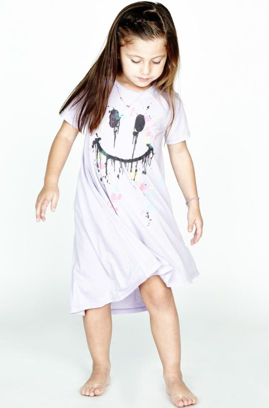 Lauren Moshi Beauty Short Sleeve Swing