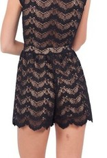 Nightcap Mariposa Cutout Playsuit