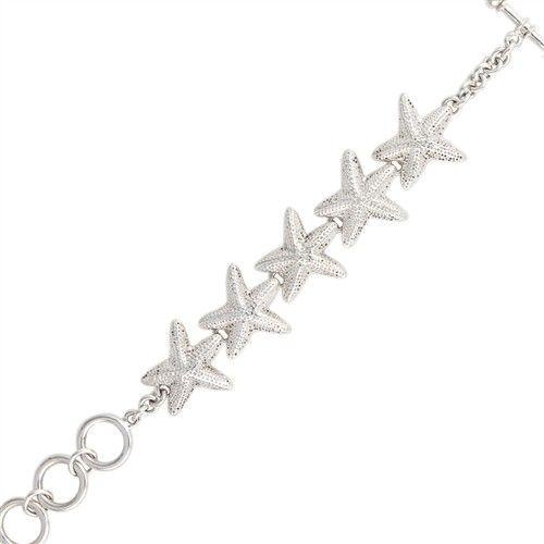 Starfish  Bracelet by Charles Albert