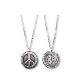"World Peace 20"" Necklace LTD"