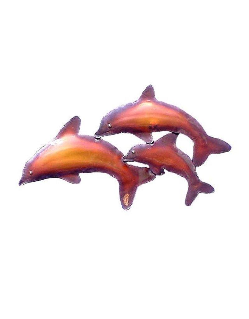 Copper Dolphin Family