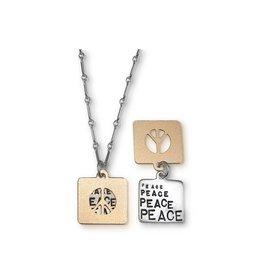 """Peace 18"""" Necklace"""