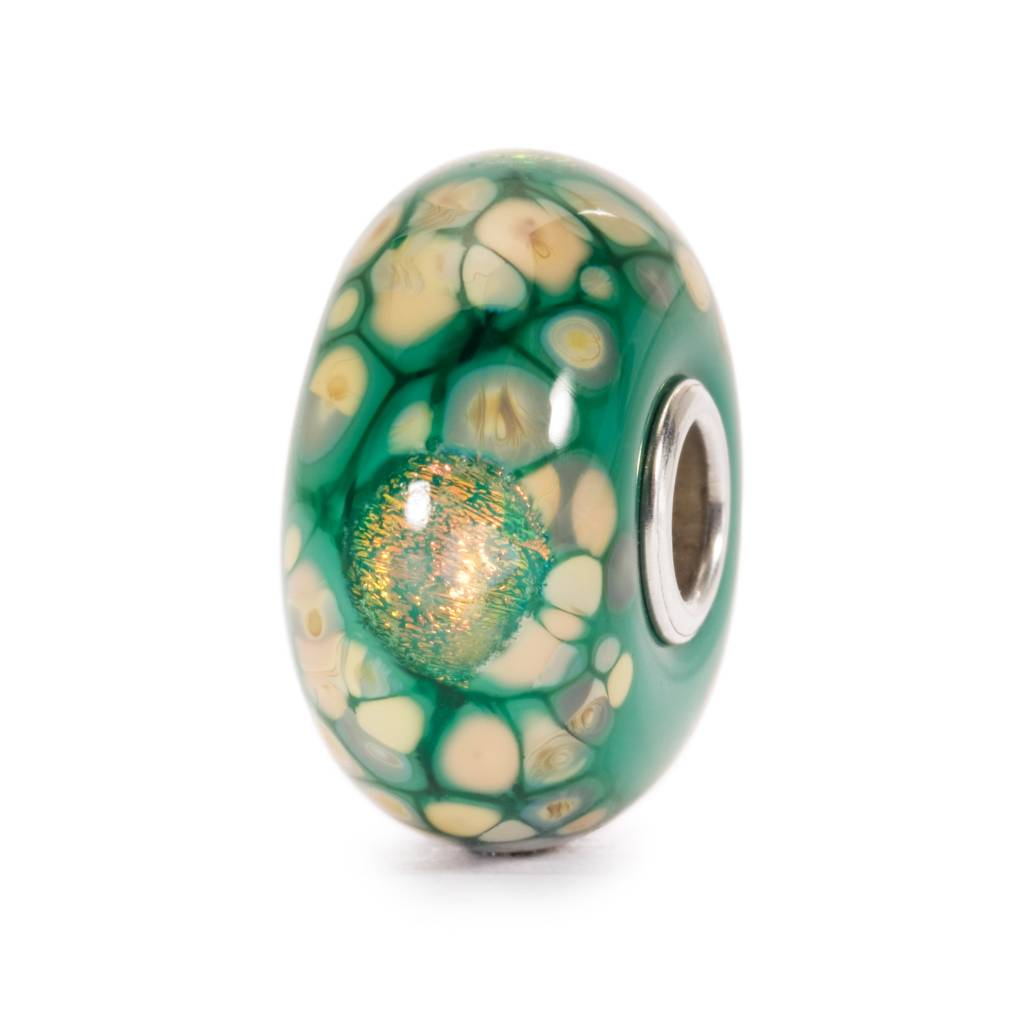 Green Flower Mosaic TGLBE-20056