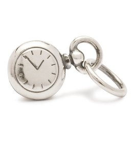 Pocket Watch Gold Silver