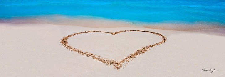 Love In The Sand 40X14 #60