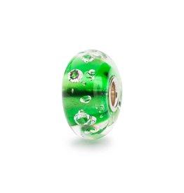 The Diamond Bead  Emerald Green TGLBE-00075