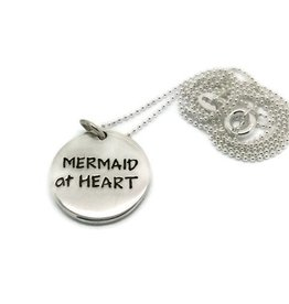 "Mermaid at Heart 18"" Necklace"
