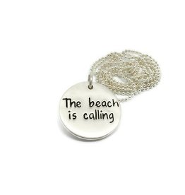 "The Beach is Calling 18"" Necklace"