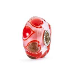Heart Bloom Bead (Valentine's Day 2016) LTD