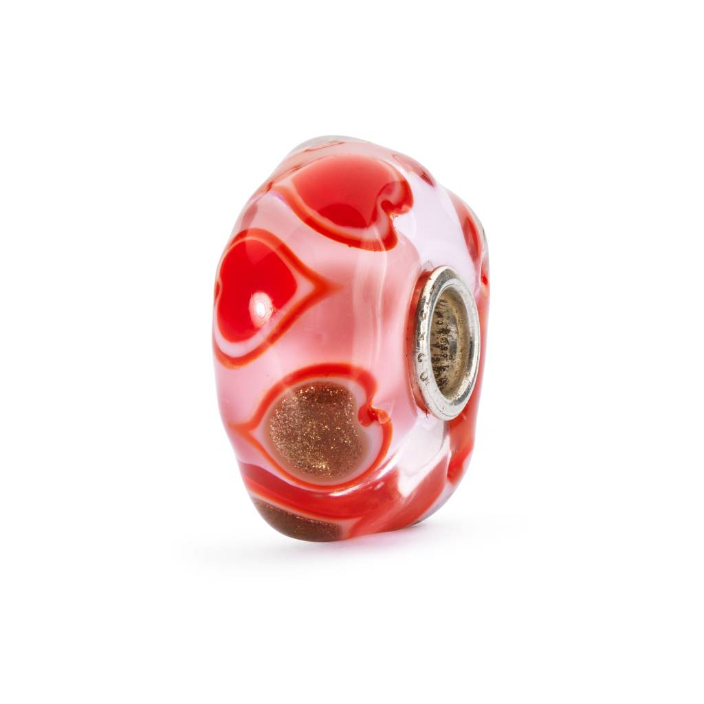 Heart Bloom Bead (Valentine's Day 2016) LTD