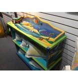 "Bookcase Coastal Short 38W""x12D""x36H"" (3')"