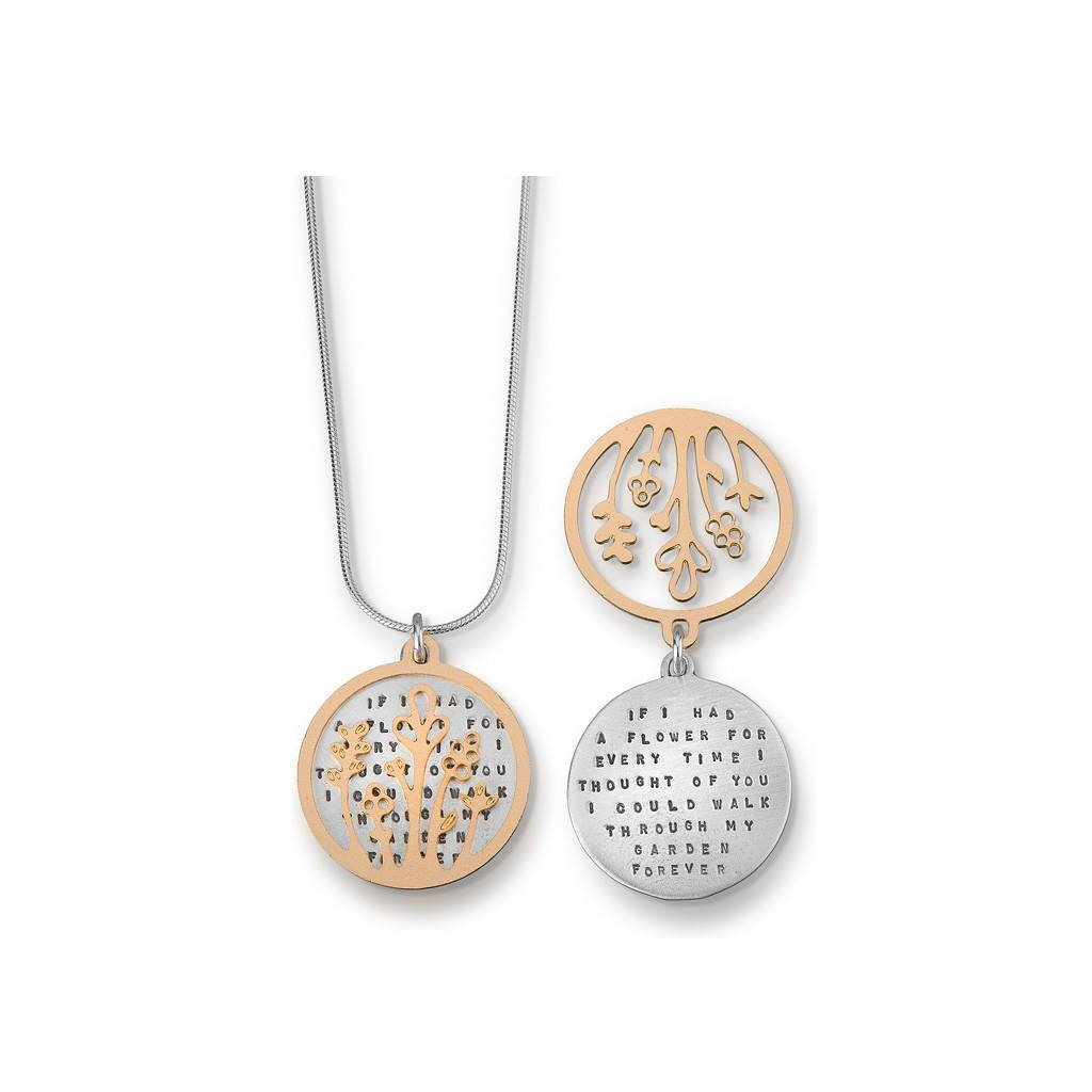 """My Garden Forever 18"""" Necklace"""