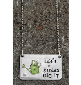 Life's a Garden Necklace