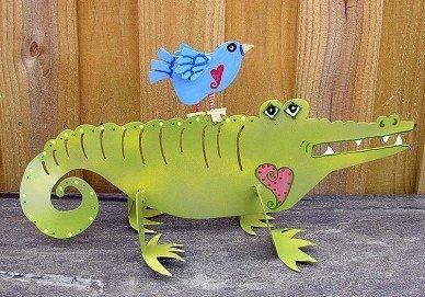 Bird on Gator