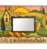 Sincerely Sticks 4x6 Frame Grandma's House  SS