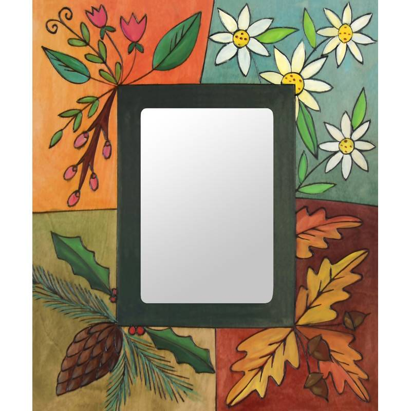 Sincerely Sticks 5x7 Frame Levi's Leaves  SS