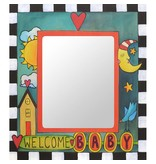 Sincerely Sticks 8x10 Frame Hello, Little Person  SS