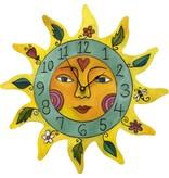 "Sincerely Sticks Clock You Are My Sunshine 13-16""(Sun) SS"
