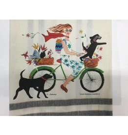 Lunar Designs Bicycle Towel