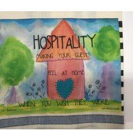 Lunar Designs Hospitality Towel
