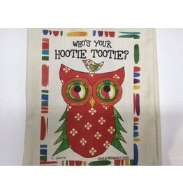 Lunar Designs Hootie Towel