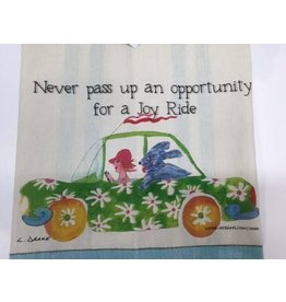 Lunar Designs Joy Ride Towel