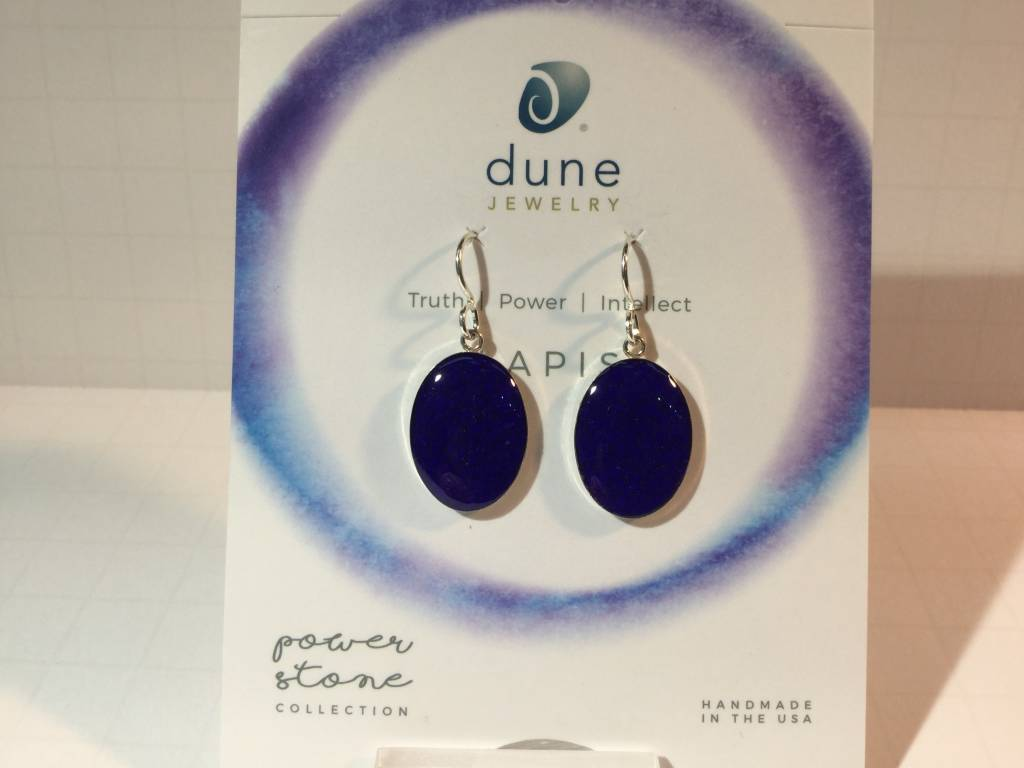Lapis Sandrop Earrings