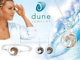Always new designs of Marco Island Sand Jewelry by Dune