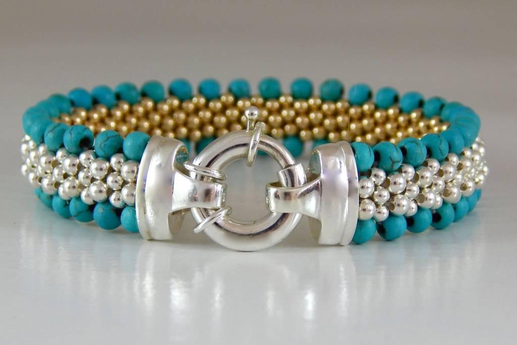 Grand Turquoise Bracelet