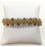 Royal African Opal Reversible Bracelet