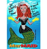 Claire was Here MerMAID Towel T218